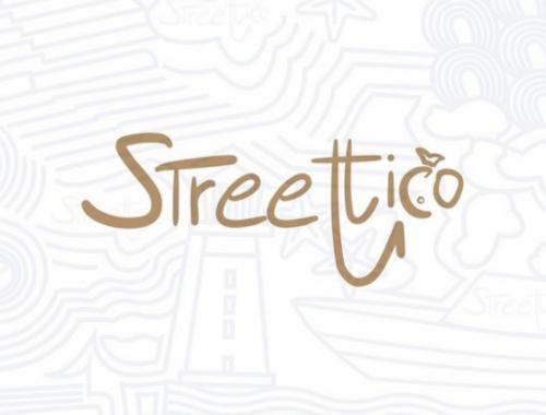Logo e Packaging per lo streetfood di Streettico